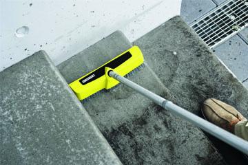 Saubere Außenflächen
