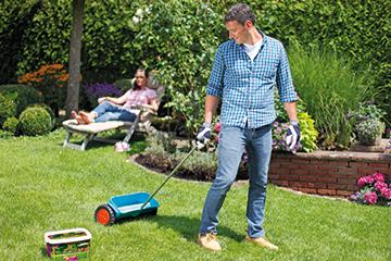 Tipps für einen gesunden Rasen!