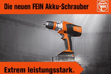 Fein Akku-Schrauber