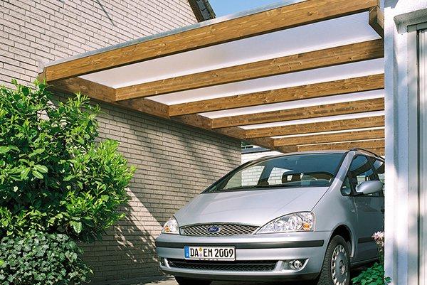Kunststoffplatten pvc plexiglas acryl baumarkt for Hagebaumarkt carport