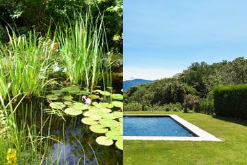 Das kühle Nass im eigenen Garten - Teiche und Swimming Pools