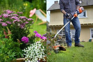 Gartengestaltung und -Pflege - uneingeschränkte Kreativität