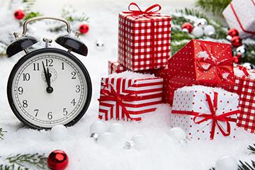 Öffnungszeiten Weihnachtszeit
