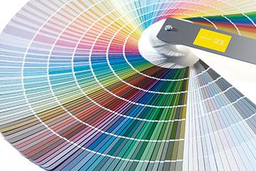 Wir mischen Ihre Wunschfarben für Innen und Außen ...