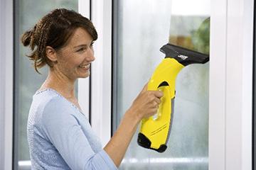 Kärcher Fenstersauger WV 5 Limited Edition