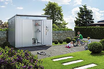 Garten Biohort Stauraumlösungen - Aufbewahrung im Freien