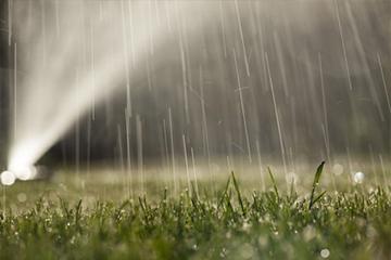 Hochwertige Bewässerungsanlagen
