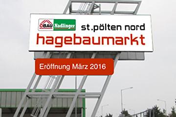 Wir über uns Nadlinger ab dem Frühjahr auch im Norden von St. Pölten