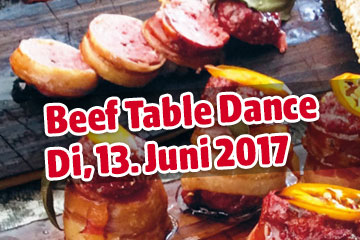 Event: Beef Table Dance