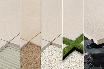 Neu und voll im Trend - Keramikplatten für den Außenbereich