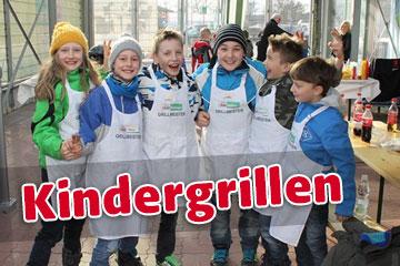 Event: Kindergrillen im Gartenhauspark