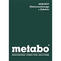 Metabo Werkzeug Prospekt
