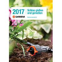 Gardena Bewässerung Prospekt