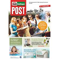 Kundenzeitung Prospekt