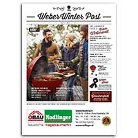 Weber Winterpost Prospekt