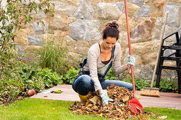 Garten Machen Sie Ihren Garten winterfest