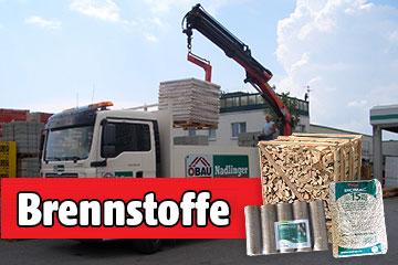 Einlagerungsaktion: Brennstoffe bei Nadlinger
