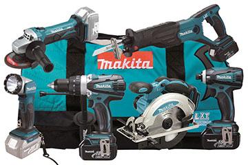 Akku Spezialset Makita DLX6011
