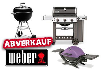Weber Griller Abverkauf