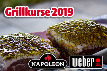 Nadlinger Grillseminare 2019