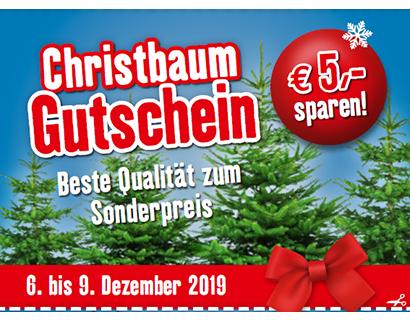 Gutschein - 5 € sparen!