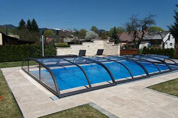 Garten Poolhallen nach Maß