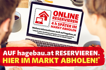 Hagebau.at Online Shop Baumarkt