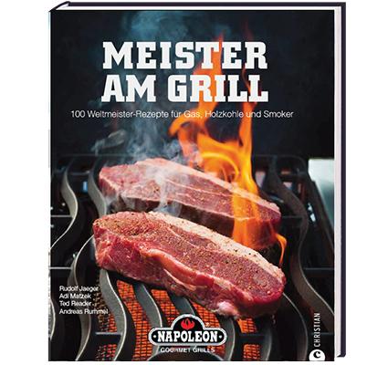 Napoleon Grillbuch Meister am Grill