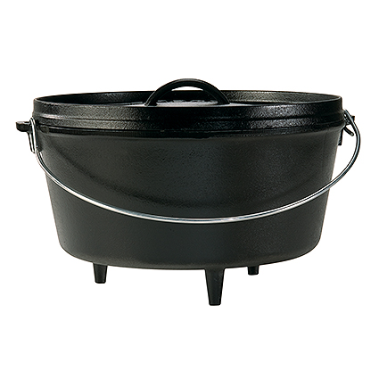 Rumo Lodge Dutch Oven Topf, 9L