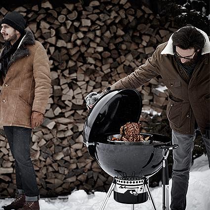 Weber Geflügelhaltereinsatz - Gourmet BBQ System