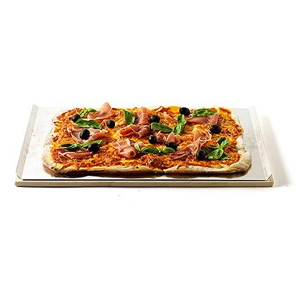 Weber Pizzastein