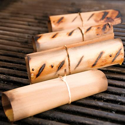 Weber Wood Wraps Erle