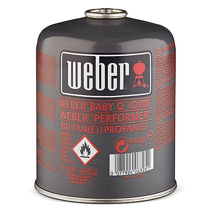 Weber Einweg-Gaskartusche