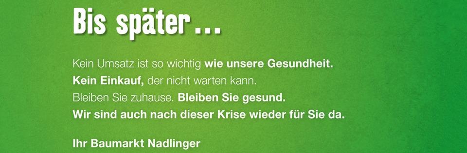 Baumarkt Nadlinger