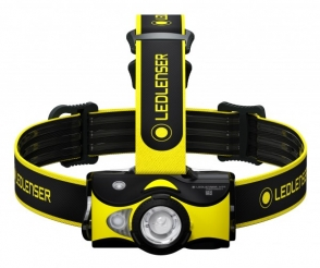 LED-LENSER iH9R Yellow Box - 502023