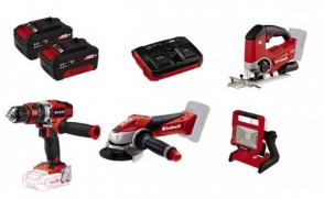 Einhell Multi Set 8