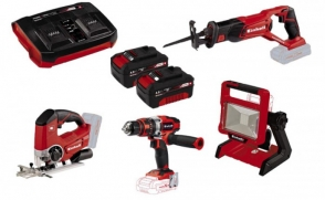 Einhell Multi Set 9