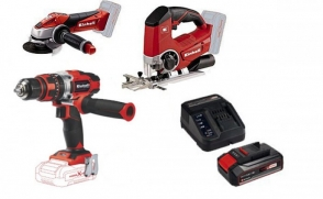 Einhell Akku Maschinen Set Nadlinger Power SET 1
